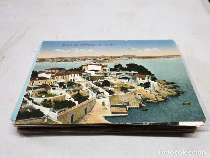 POSTAL ANTIGUA MALLORCA. EL CORP MARI. AM (Postales - España - Baleares Antigua (hasta 1939))