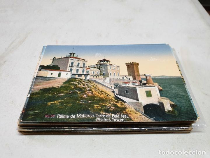 POSTAL ANTIGUA MALLORCA. TORRE DE PELAIRES. AM 50 (Postales - España - Baleares Antigua (hasta 1939))