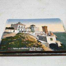 Postales: POSTAL ANTIGUA MALLORCA. TORRE DE PELAIRES. AM 50. Lote 194513648