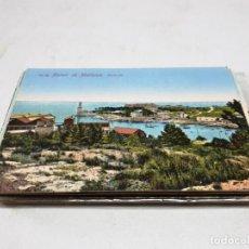 Postales: POSTAL ANTIGUA MALLORCA. PORTO PI. AM 91. Lote 194513737