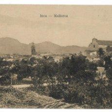 Postales: INCA - VISTA - P30000. Lote 194644233