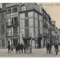 Postales: INCA - PLAZA MAYOR - P30000. Lote 194644261