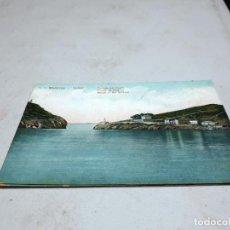 Postales: POSTAL ANTIGUA MALLORCA. SÓLLER. ENTRADA DEL PUERTO. AM 22.. Lote 194720807