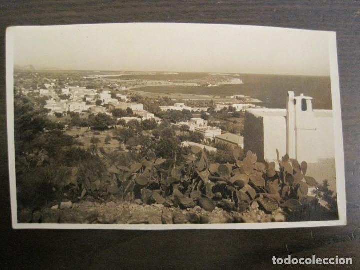 SANTA EULALIA DEL RIO-POSTAL FOTOGRAFICA ANTIGUA-(67.883) (Postales - España - Baleares Antigua (hasta 1939))