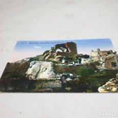 Postales: POSTAL ANTIGUA MALLORCA. POLLENSA. CASTELL DEL REY. AM 71. Lote 194880551