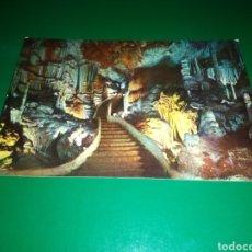 Postales: ANTIGUA POSTAL DE MALLORCA . CUEVAS DEL DRACH . AÑOS 60. Lote 195020487