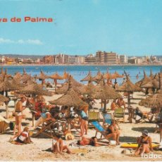 Postales: (5041) MALLORCA. PLAYA DE PALMA ... SIN CIRCULAR. Lote 195022636