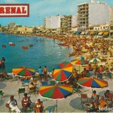 Postales: (179) EL ARENAL , MALLORCA .. 1 ESQUINA CON DOBLEZ. Lote 195023505