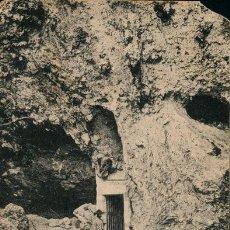 Postales: POSTAL CUEVAS DELS HAMS MANACOR - 18 SALA DE DESCANSO. Lote 195069530
