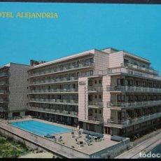 Postales: MALLORCA, HOTEL ALEJANDRIA EL ARENAL, POSTAL SIN CIRCULAR DEL AÑO 1988. Lote 195138177
