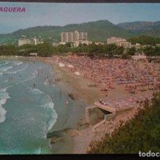 Postales: MALLORCA, PLAYA DE PAGUERA, POSTAL SIN CIRCULAR DEL AÑO 1982. Lote 195138387
