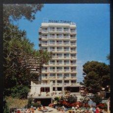 Postales: MALLORCA, HOTEL SOL TIMOR, PLAYA DE LA PALMA, POSTAL SIN CIRCULAR DEL AÑO 1989. Lote 195138510