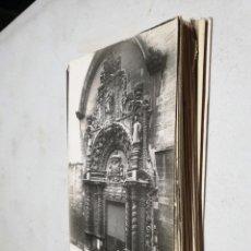 Postales: POSTAL ANTIGUA MALLORCA. IGLESIA DE MONTESIÓN. TRUYOL. . Lote 195225405