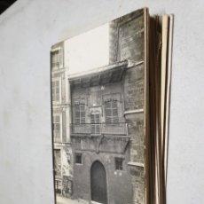 Postales: POSTAL ANTIGUA MALLORCA. CASA DE LA ALMOYNA. TRUYOL. . Lote 195225423