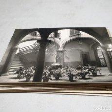 Postales: POSTAL ANTIGUA MALLORCA. PATIO SAN PEDRO Y SAN BERNARDO. TRUYOL. Lote 195225506