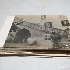 Postales: POSTAL ANTIGUA MALLORCA. PATIO OLEZA. TRUYOL. Lote 195322247