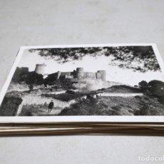 Postales: POSTAL ANTIGUA MALLORCA. CASTILLO DE BELLVER. TRUYOL. . Lote 195322306