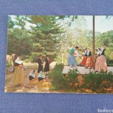 Postales: LA GRANJA. DANZA MALLORQUINA. Lote 195393782