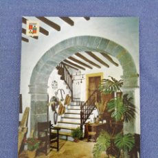 Postales: MALLORCA. ENTRADA TÍPICA.. Lote 195393887