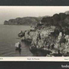 Postales: POSTAL SIN CIRCULAR - MALLORCA - DEYA-ES PINARET - EDITA FOTO TRUYOL. Lote 195408532