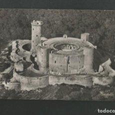 Postales: POSTAL CIRCULADA - MALLORCA 18 - CASTILLO DE BELLVER - VISTA AEREA - EDITA CASA PLANAS. Lote 195415265