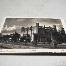Postales: POSTAL ANTIGUA MALLORCA. LA LONJA. TRUYOL. . Lote 195417973