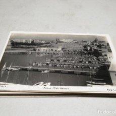 Postales: POSTAL ANTIGUA MALLORCA. PALMA. CLUB NÁUTICO. TRUYOL. . Lote 195418095
