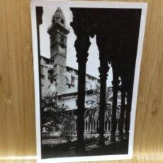 Postales: POSTAL DE PALMA DE MALLORCA.CLAUSTRO DE SAN FRANCISCO.CASA TRUYOL.. Lote 195438098