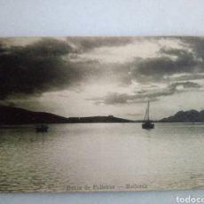 Postales: BAHÍA DE POLLENSA. MALLORCA. Lote 195692650