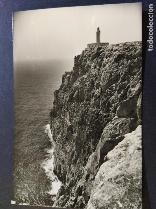 Postales: FORMENTERA-FARO LA MOLA-FOTO VIÑETS-POSTAL ANTIGUA-(68.568) - Foto 2 - 196226442
