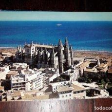 Postales: Nº 36715 POSTAL MALLORCA PALMA LA CATEDRAL. Lote 196780968