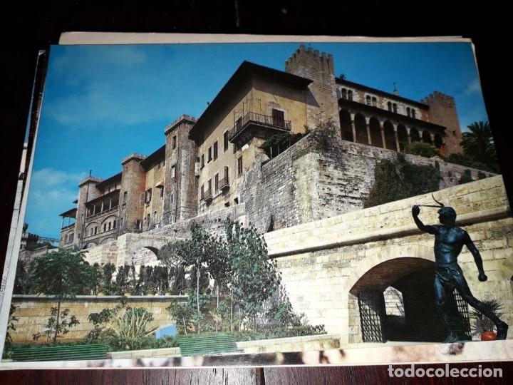 Nº 36757 PALMA DE MALLORCA PALACIO DE LA ALMUDAINA (Postales - España - Baleares Moderna (desde 1.940))