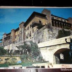 Postales: Nº 36757 PALMA DE MALLORCA PALACIO DE LA ALMUDAINA. Lote 196806561