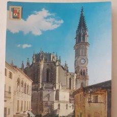Postales: MANACOR MALLORCA IGLESIA POSTAL. Lote 197394386