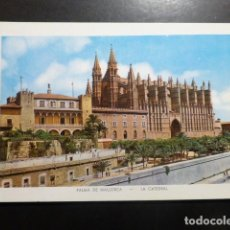Postales: PALMA DE MALLORCA. Lote 198389433