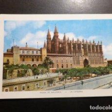 Postales: PALMA DE MALLORCA. Lote 198389518