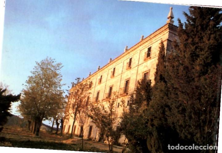 Postales: Desplegable de fotografias del Monasterio de Ucles en Cuenca en color 10 fotos postales - Foto 3 - 198504646