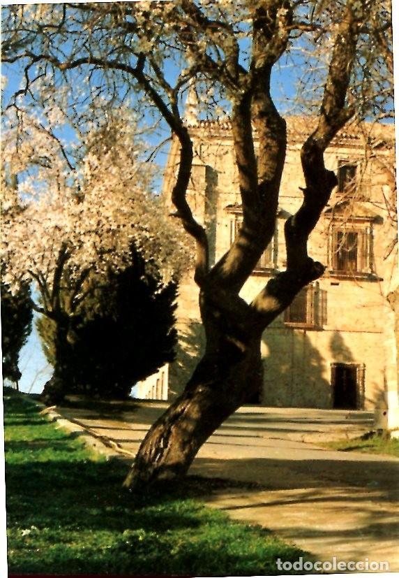 Postales: Desplegable de fotografias del Monasterio de Ucles en Cuenca en color 10 fotos postales - Foto 4 - 198504646