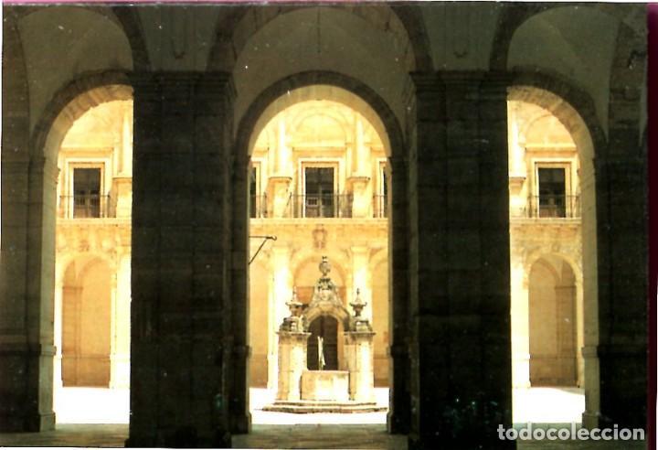 Postales: Desplegable de fotografias del Monasterio de Ucles en Cuenca en color 10 fotos postales - Foto 5 - 198504646