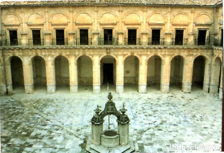 Postales: Desplegable de fotografias del Monasterio de Ucles en Cuenca en color 10 fotos postales - Foto 6 - 198504646