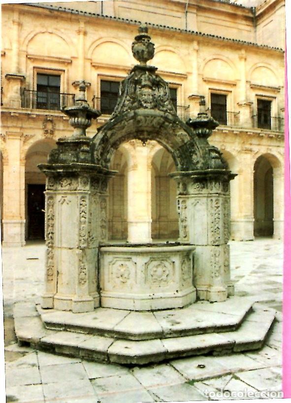 Postales: Desplegable de fotografias del Monasterio de Ucles en Cuenca en color 10 fotos postales - Foto 7 - 198504646