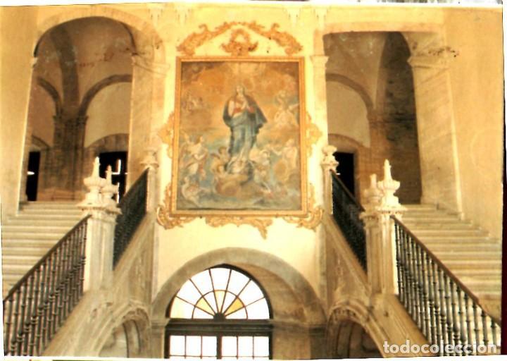 Postales: Desplegable de fotografias del Monasterio de Ucles en Cuenca en color 10 fotos postales - Foto 8 - 198504646