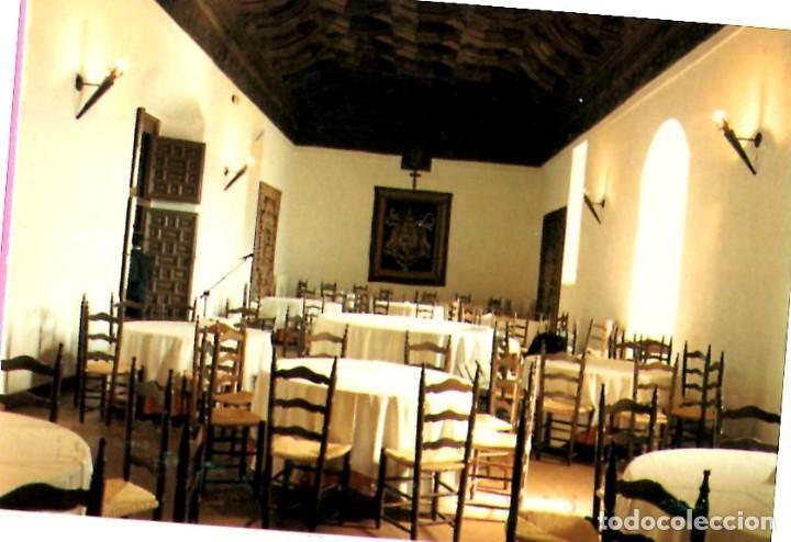 Postales: Desplegable de fotografias del Monasterio de Ucles en Cuenca en color 10 fotos postales - Foto 9 - 198504646