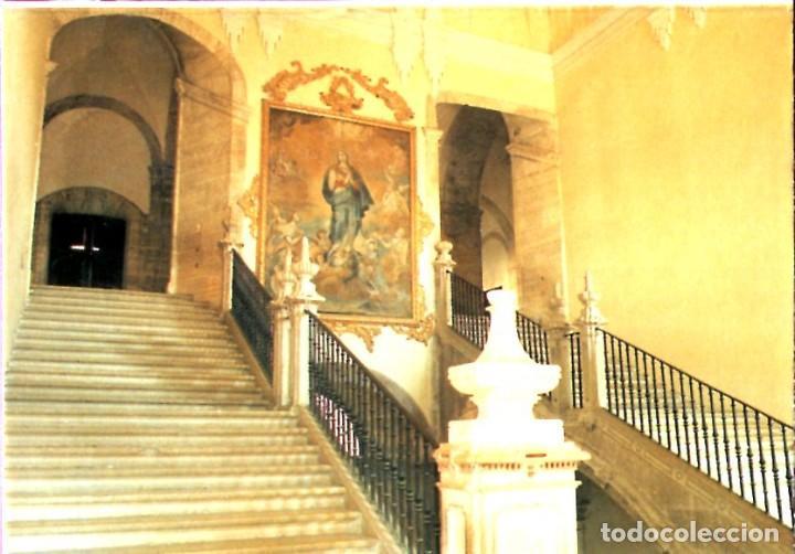 Postales: Desplegable de fotografias del Monasterio de Ucles en Cuenca en color 10 fotos postales - Foto 10 - 198504646