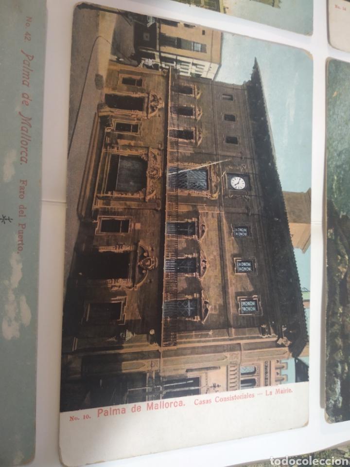 Postales: Lote de 11 postales Palma de Mallorca - Baleares - - Foto 2 - 199087130