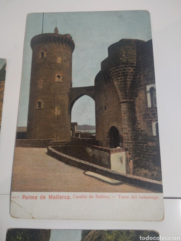 Postales: Lote de 11 postales Palma de Mallorca - Baleares - - Foto 4 - 199087130