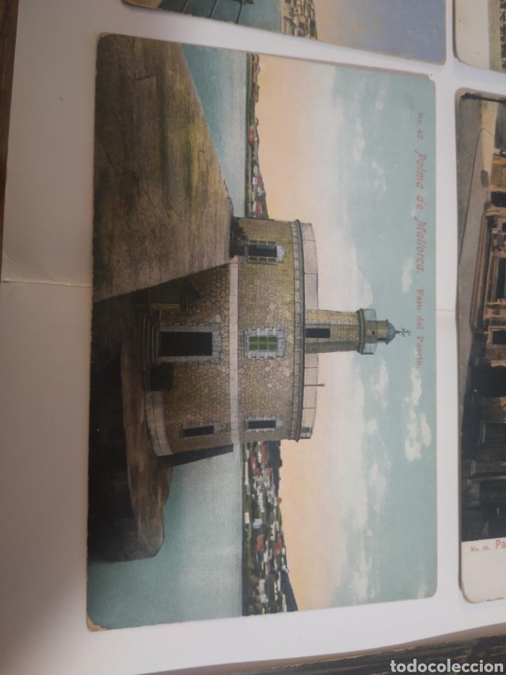 Postales: Lote de 11 postales Palma de Mallorca - Baleares - - Foto 5 - 199087130
