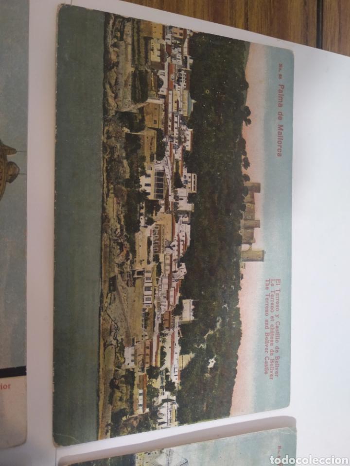 Postales: Lote de 11 postales Palma de Mallorca - Baleares - - Foto 8 - 199087130