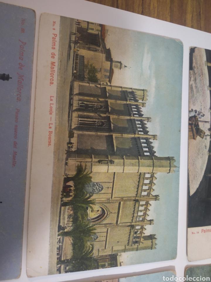 Postales: Lote de 11 postales Palma de Mallorca - Baleares - - Foto 9 - 199087130