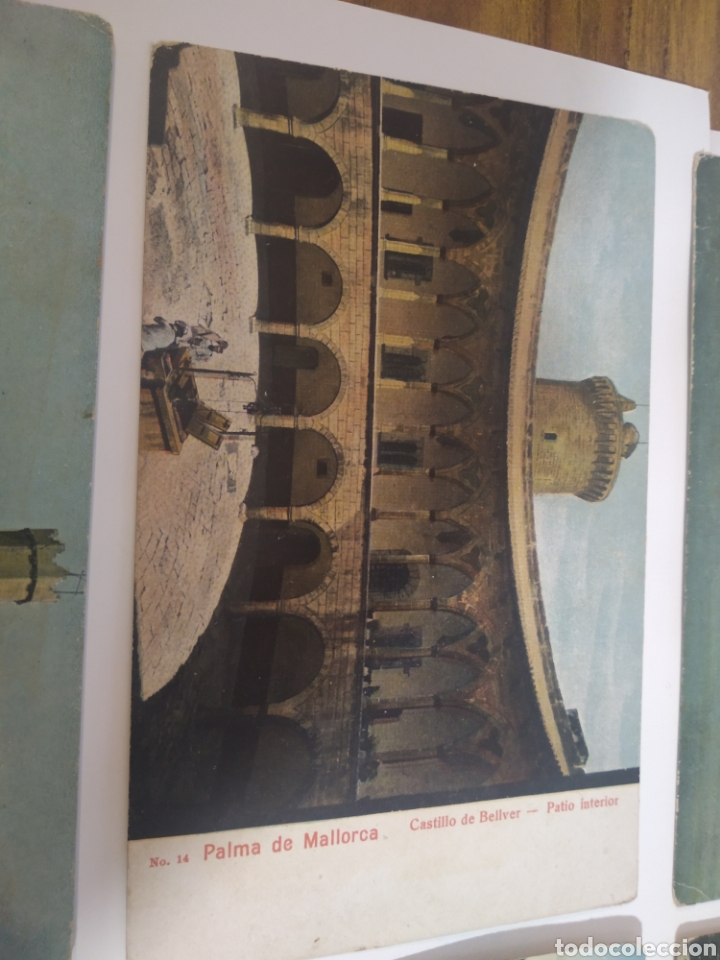 Postales: Lote de 11 postales Palma de Mallorca - Baleares - - Foto 10 - 199087130